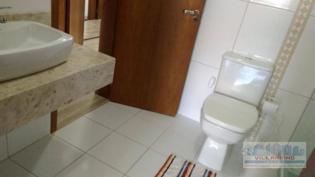 Villarinho vende excelente casa com 3 suítes c/piscina, 2 vagas- 223 m² por r$ 650.000,00  - Foto 18