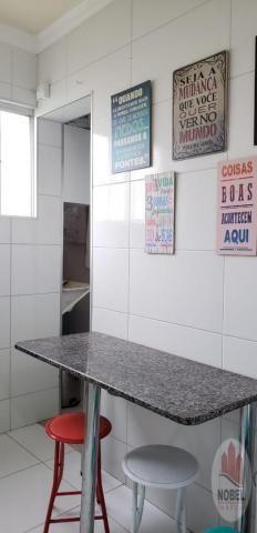 Apartamento à venda com 2 dormitórios em Ponto central, Feira de santana cod:5659 - Foto 7