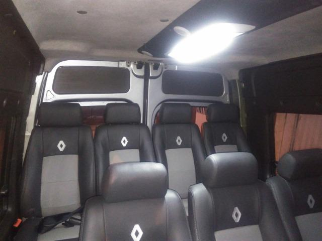 Renault Master 2.5 - 16 Lugares - Ano 2009 - R$ 52.000,00 - Foto 11