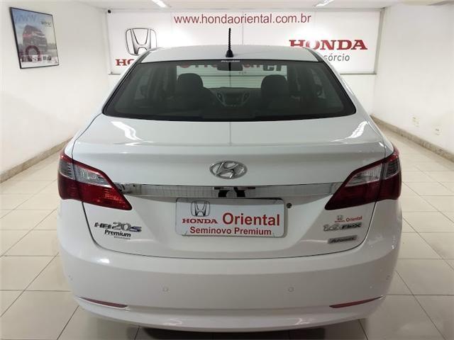 Hyundai Hb20s 1.6 premium 16v flex 4p automático - Foto 8