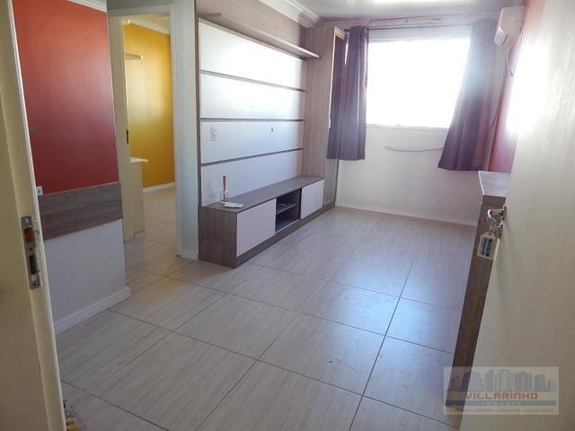 Apartamento com 2 dormitórios à venda, 52 m² por r$ 240.000,00 - cristal - porto alegre/rs - Foto 2