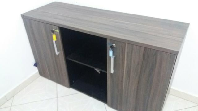Rack p escritorio com chaves