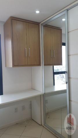 Apartamento à venda com 3 dormitórios em Ponto central, Feira de santana cod:159 - Foto 13