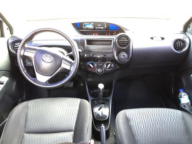 Toyota - Etios 1.5 X Sedan - Automático 2018 - Foto 11