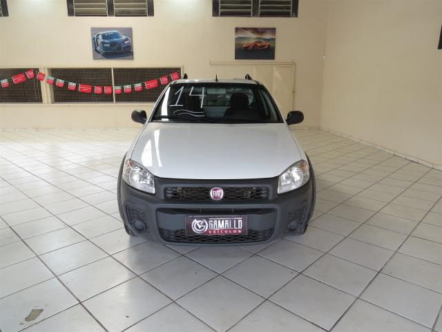 Fiat Strada 2014/2014 1.4 Working CS Flex 2P - Foto 3
