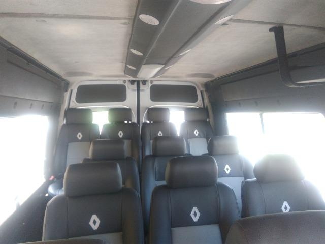 Renault Master 2.5 - 16 Lugares - Ano 2009 - R$ 52.000,00 - Foto 13