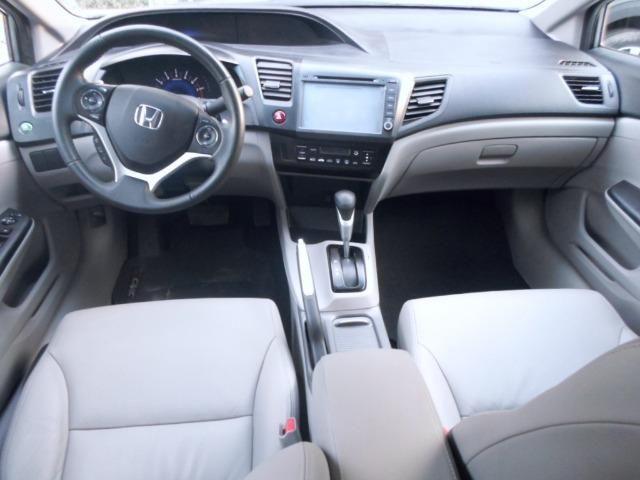 Honda Civic LXR 2.0 Flex - Foto 7