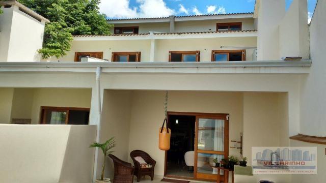 Villarinho vende excelente casa com 3 suítes c/piscina, 2 vagas- 223 m² por r$ 650.000,00  - Foto 9