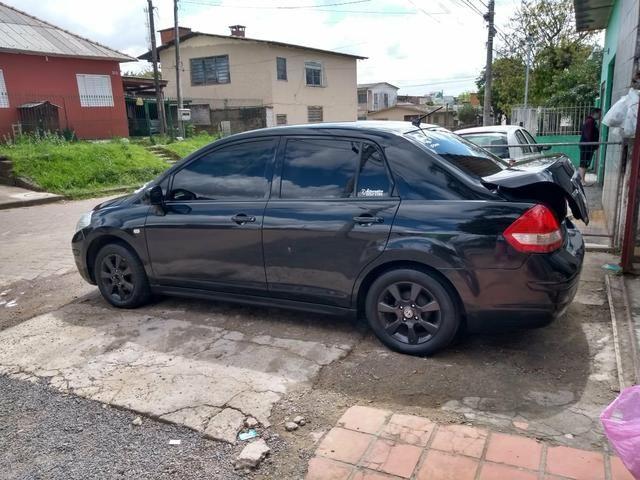 Nissan Tiida ja financiado - Foto 4