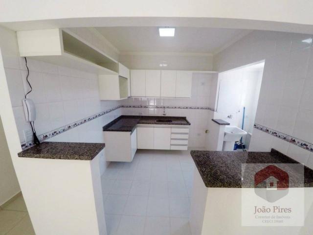 Apartamento à venda, 90 m² por r$ 500.000,00 - indaiá - caraguatatuba/sp - Foto 8