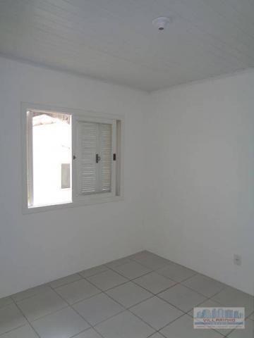 Casa com 3 dormitórios para alugar, 116 m² por r$ 1.180,00/mês - nonoai - porto alegre/rs - Foto 12