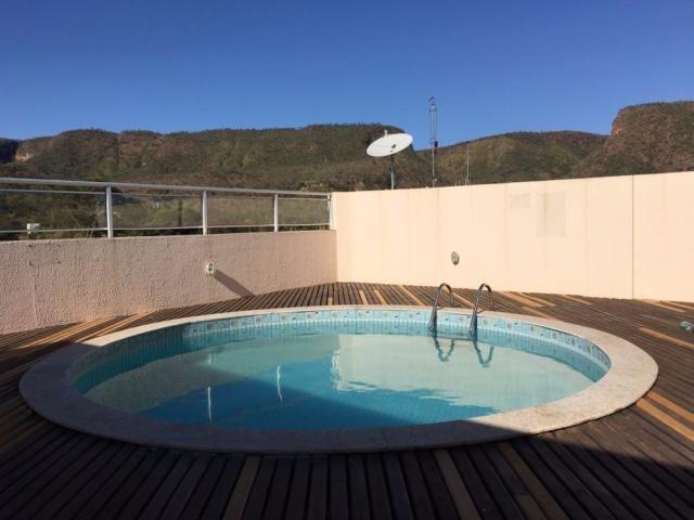 Excelente apartamento de 2qtos e 88m2 a poucos metros do rio quente resorts - Foto 8
