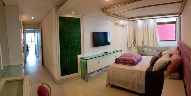 Vendo Cobertura TOP na avenida Boa Viagem com 4 suites - Foto 10