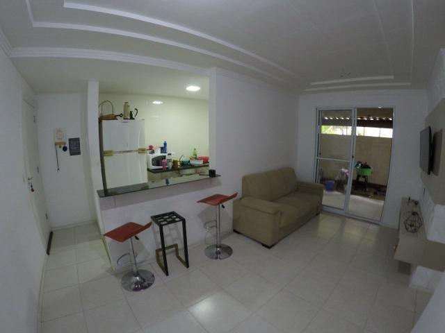Excelente apartamento 2 Quartos c/suite + Quintal privativo em Morada De Laranjeiras