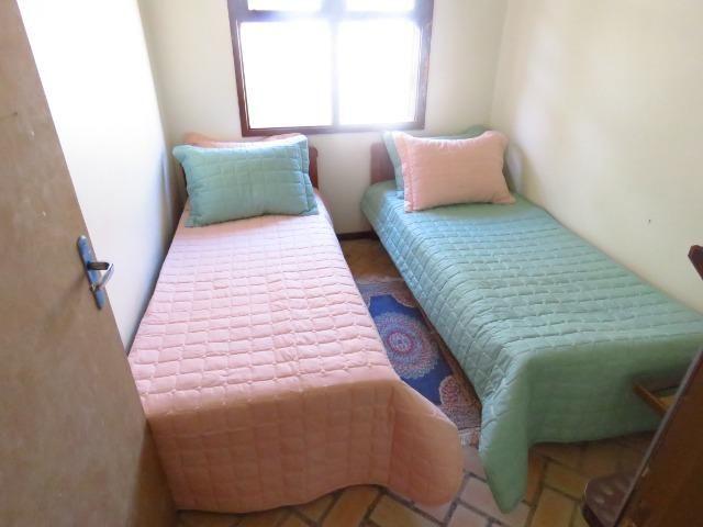 Casa com piscina em Itapoá ,3 quartos(1 suíte), ar, wifi, monit. 24h, 60 metros da praia - Foto 18