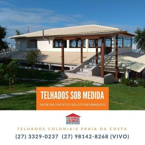 Telhado Colonial - Foto 2