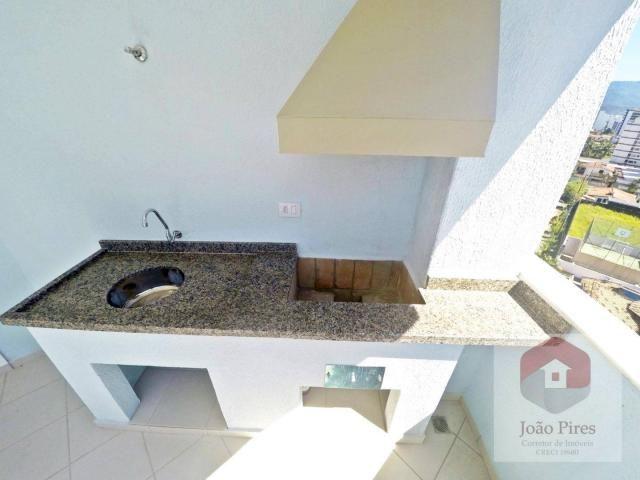 Apartamento à venda, 90 m² por r$ 500.000,00 - indaiá - caraguatatuba/sp - Foto 7
