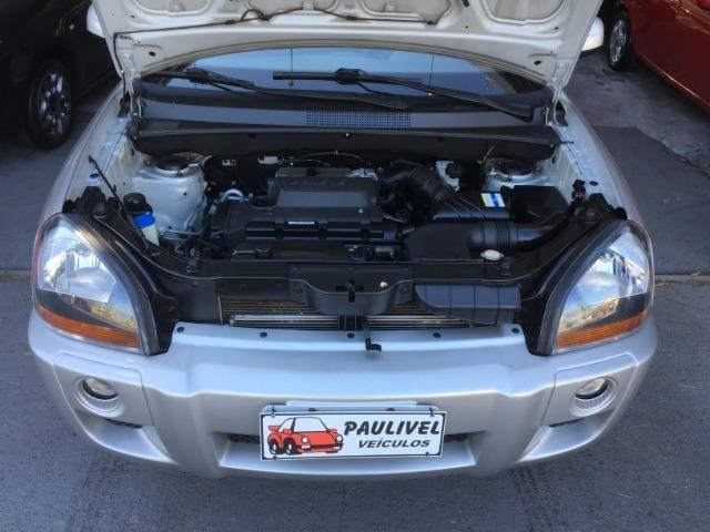 Tucson 2.0 Mpfi Gl 16V 142CV 2wd Gasolina 4P Manual - Foto 6