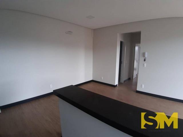 Apartamento com 2 dormitórios para alugar, 72 m² por R$ 1.700/mês - Bom Retiro - Joinville - Foto 5