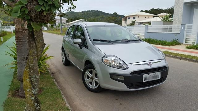 Vendo Fiat Punto Attrative 1.4 8v Fire