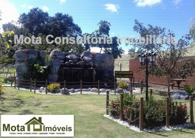 Mota Imóveis - Lindo Terreno 315m² Condomínio Alto Padrão - Praia do Barbudo - TE-112 - Foto 6