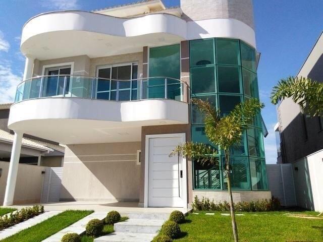 Maravilhosa casa duplex com 5 quartos em Boulevard Lagoa - Foto 3