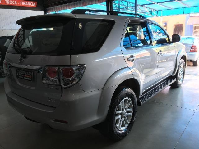 Toyota Hilux Sw4 3.0 Srv 4X4 7 Lugares 16V Turbo Intercooler Diesel 4P Automatico - Foto 6