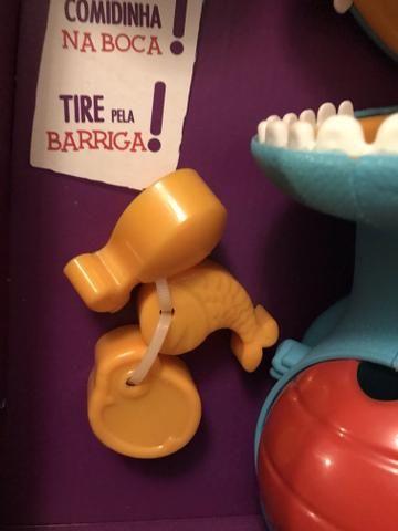 Brinquedo Dino Papa Tudo NOVO - Foto 2
