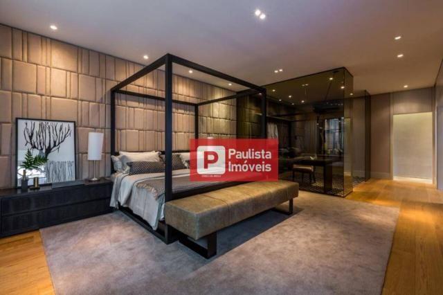 Apartamento com 4 dormitórios à venda, 334 m² por R$ 10.812.247,00 - Vila Olímpia - São Pa - Foto 12