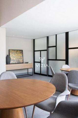 Apartamento à venda, 85 m² por R$ 919.301,00 - Juvevê - Curitiba/PR - Foto 13