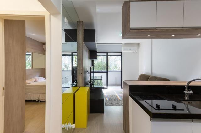 Apartamento 1 Dormitório No Bigorrilho