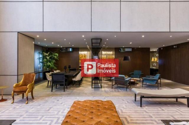Apartamento com 4 dormitórios à venda, 334 m² por R$ 10.812.247,00 - Vila Olímpia - São Pa - Foto 5