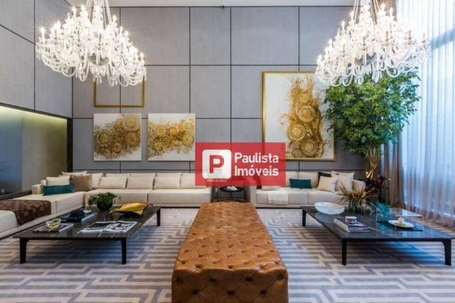 Apartamento com 4 dormitórios à venda, 334 m² por R$ 10.812.247,00 - Vila Olímpia - São Pa - Foto 13