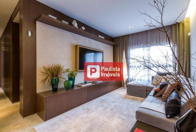 Apartamento com 4 dormitórios à venda, 334 m² por R$ 10.812.247,00 - Vila Olímpia - São Pa - Foto 18