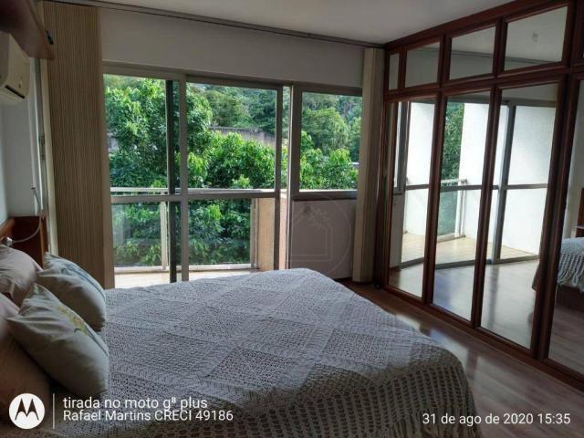 Apartamento com 4 dormitórios à venda, 190 m² por R$ 1.700.000,00 - Cosme Velho - Rio de J - Foto 6