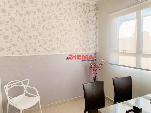 Sala à venda, 78 m² por R$ 590.000,00 - Gonzaga - Santos/SP - Foto 19