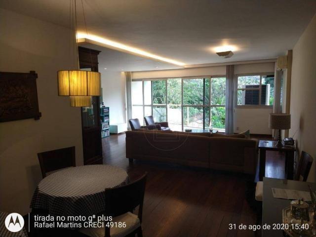 Apartamento com 4 dormitórios à venda, 190 m² por R$ 1.700.000,00 - Cosme Velho - Rio de J - Foto 4