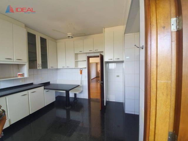 Apartamento com 4 dormitórios para alugar, 240 m² por R$ 2.700,00/mês - Zona 01 - Maringá/ - Foto 4