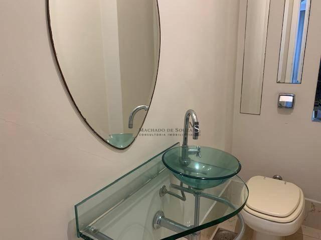 Apartamento para alugar, 160 m² por R$ 7.500,00/mês - Leblon - Rio de Janeiro/RJ - Foto 10