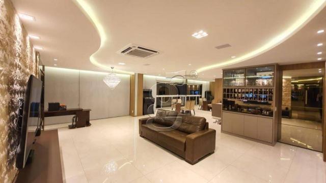 Apartamento com 3 dormitórios à venda, 183 m² por R$ 1.380.000,00 - Maison Legacy - Londri - Foto 2