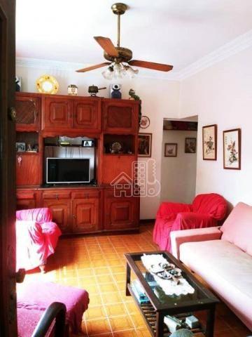 Apartamento com 3 dormitórios à venda, 110 m² por R$ 590.000,00 - São Francisco - Niterói/ - Foto 2