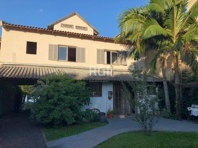 Casa à venda com 3 dormitórios em Ilha da pintada, Porto alegre cod:EL56354472