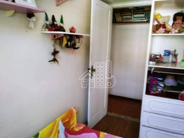 Apartamento com 3 dormitórios à venda, 110 m² por R$ 590.000,00 - São Francisco - Niterói/ - Foto 7