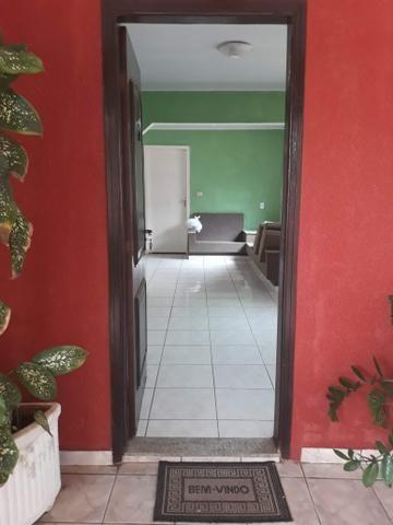 Vende-se casa com sobrado em birigui - sp - Foto 4