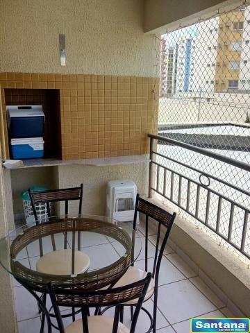 Apartamento à venda com 3 dormitórios em Jardim jeriquara, Caldas novas cod:440 - Foto 7