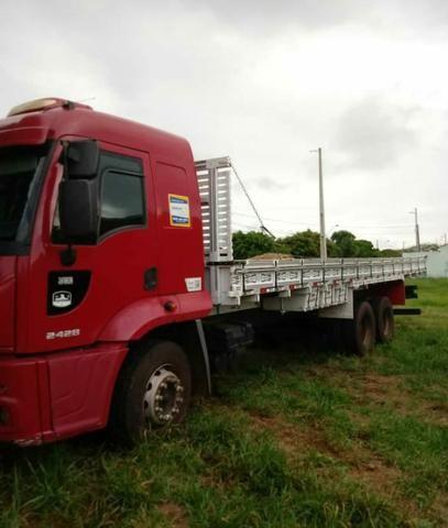 Cargo ano 2012. Documentação em dia e muito bem cuidado - Foto 4