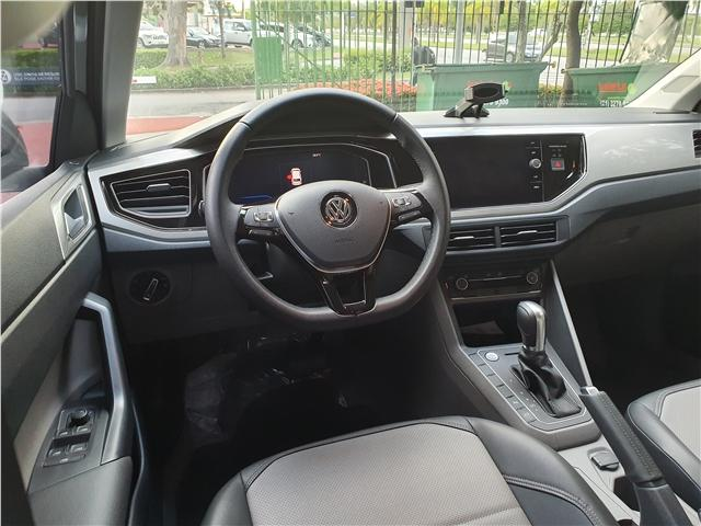 Volkswagen Polo 1.0 200 tsi highline automático - Foto 9