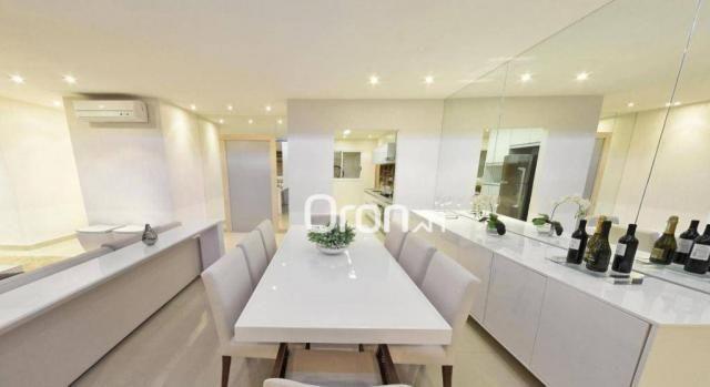 Apartamento à venda, 171 m² por R$ 1.092.000,00 - Setor Central - Goiânia/GO - Foto 8