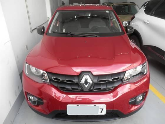 Renault kwid 1.0 12v sce flex intense manual - Foto 4