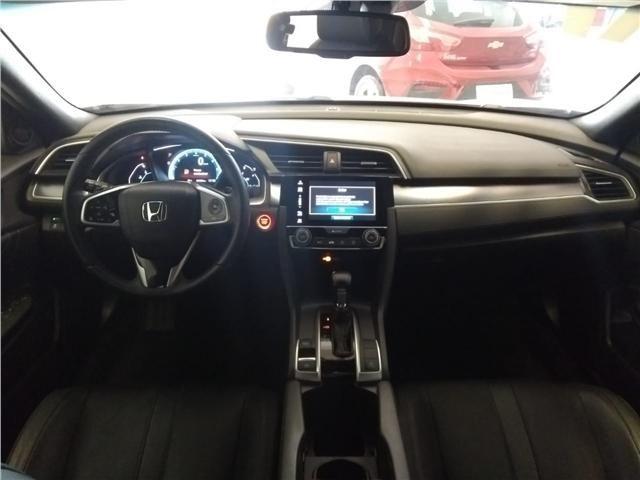 Honda Civic 1.5 16v turbo gasolina touring 4p cvt - Foto 7